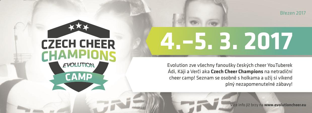 Czech Cheer Champions Kemp